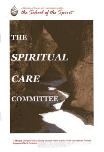 Publications - School of the Spirit Ministry
